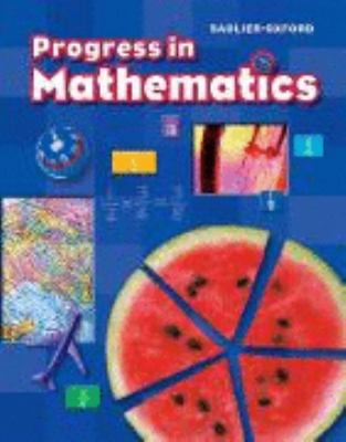 Progress in Mathematics Grade 5  2006 9780821582053 Front Cover