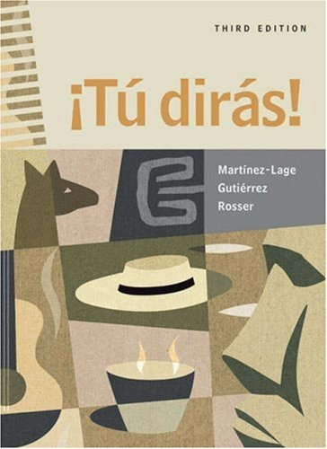 Tu Dir�s  3rd 2003 edition cover