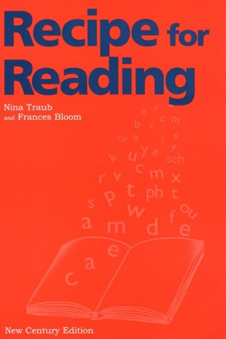 Recipe for Reading 4th 2000 edition cover