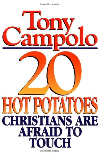 20 Hot Potatoes Christians Are Afraid to Touch   1993 edition cover