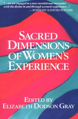 Sacred Dimensions of Women's Experience N/A edition cover