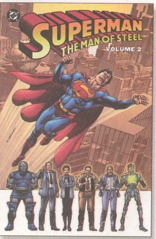 Superman The Man of Steel  2003 (Revised) 9781401200053 Front Cover