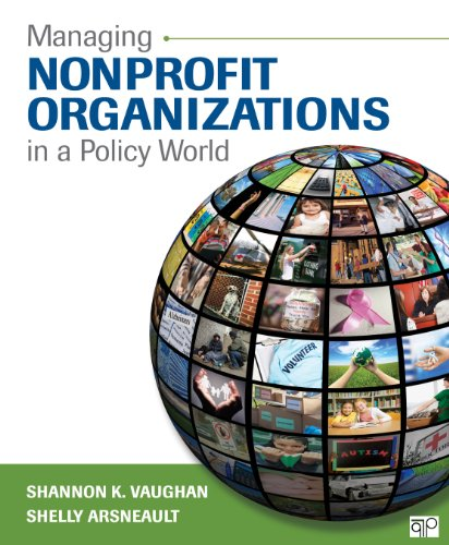 Managing Nonprofit Organizations in a Policy World   2014 (Revised) edition cover