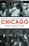 Black Gangsters of Chicago  N/A edition cover