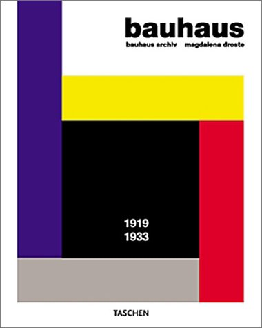 Bauhaus 1919-1933   2002 edition cover