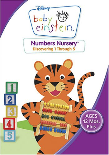 Baby Einstein - Numbers Nursery System.Collections.Generic.List`1[System.String] artwork