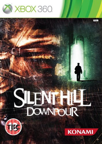 Konami Silent Hill Downpour (Xbox 360) Xbox 360 artwork