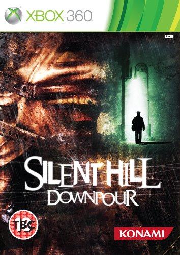 Konami Silent Hill Downpour (Xbox 360) Xbox 360 artwork