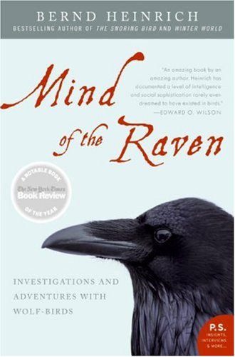 Mind of the Raven Investigations and Adventures with Wolf-Birds N/A edition cover