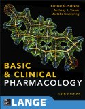 Basic and Clinical Pharmacology:   2014 9780071825054 Front Cover