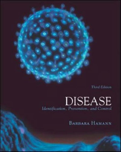 Disease Identification, Prevention, and Control 3rd 2007 (Revised) edition cover