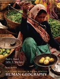 Places and Regions in Global Context Human Geography 4th 2007 (Revised) edition cover