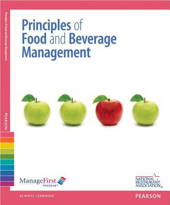 Principles of Food and Beverage Management  2nd 2013 (Revised) edition cover
