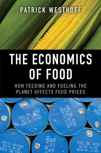 Westhoff Economics of Food The  2010 edition cover