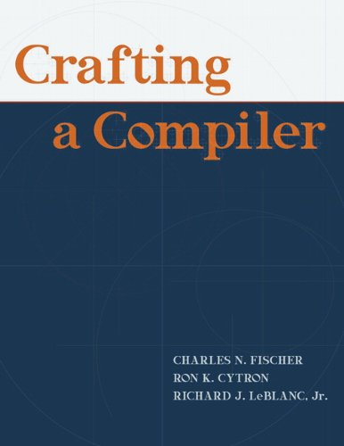 Crafting a Compiler   2010 edition cover