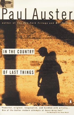 In the Country of Last Things  N/A edition cover