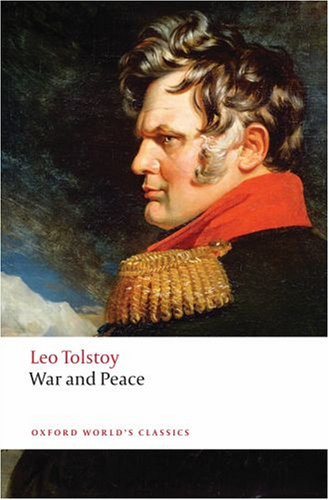 War and Peace   2008 9780199536054 Front Cover
