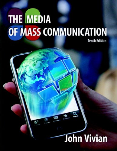 Media of Mass Communication  10th 2011 9780205693054 Front Cover