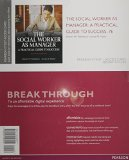 Social Worker As Manager A Practical Guide to Success 7th 2015 edition cover