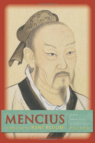 Mencius   2011 edition cover