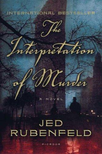Interpretation of Murder  N/A edition cover