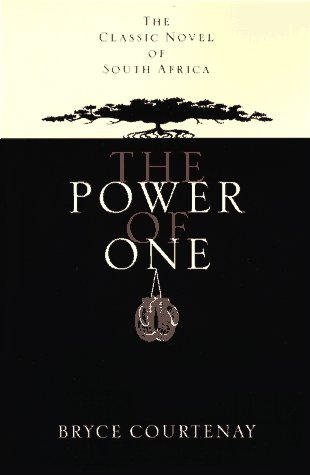 Power of One   1989 9780345410054 Front Cover