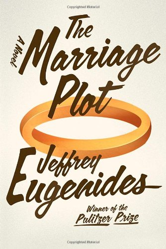 Marriage Plot   2011 edition cover