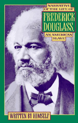 Narrative of the Life of Frederick Douglass An American Slave  1989 edition cover