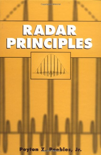 Radar Principles   1998 edition cover