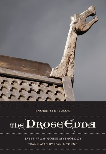 Prose Edda Tales from Norse Mythology 3rd edition cover