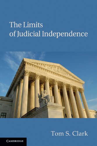 Limits of Judicial Independence   2010 edition cover