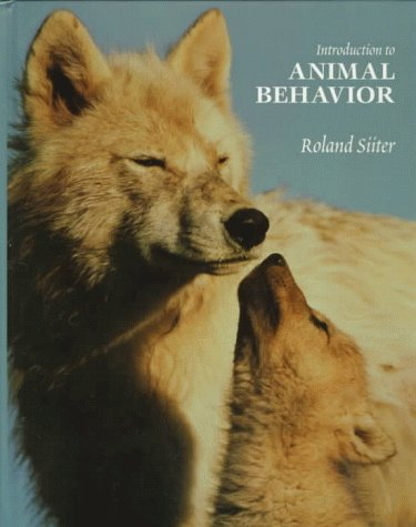 Introduction to Animal Behavior  1st 1999 9780534344054 Front Cover