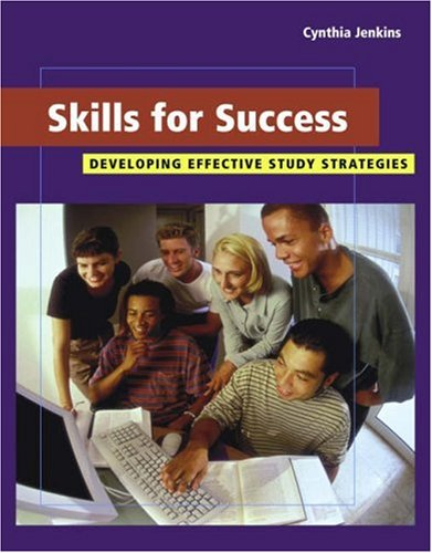 Skills for Success Developing Effective Study Strategies  2005 9780534638054 Front Cover