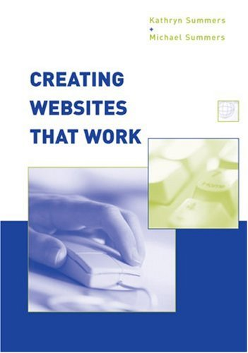 Creating Websites That Work   2005 edition cover