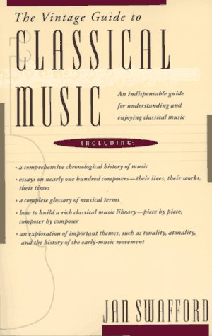 Vintage Guide to Classical Music  N/A edition cover
