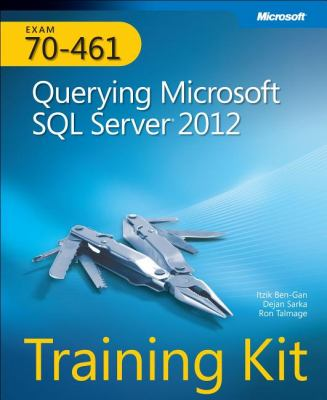 Querying Microsoft� SQL Server� 2012 Exam 70-461  2013 edition cover