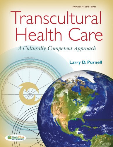 Transcultural Health Care A Culturally Competent Approach 4th 2013 (Revised) edition cover