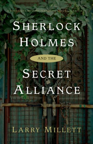 Sherlock Holmes and the Secret Alliance   2012 edition cover
