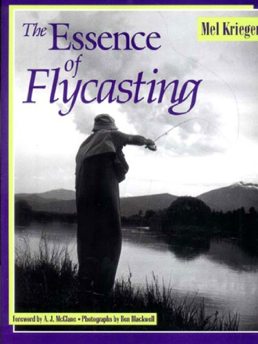 Essence of Flycasting   2001 9780881505054 Front Cover