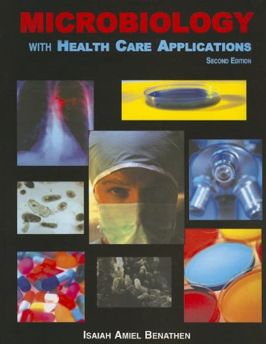 Microbiology with Health Care Applications  2nd edition cover