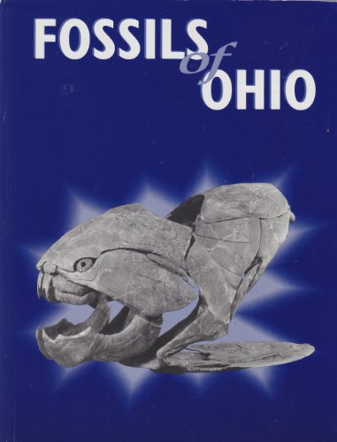Fossils of Ohio 1st edition cover