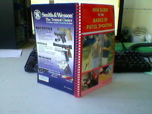 NRA Guide to the Basics of Pistol Shooting N/A edition cover