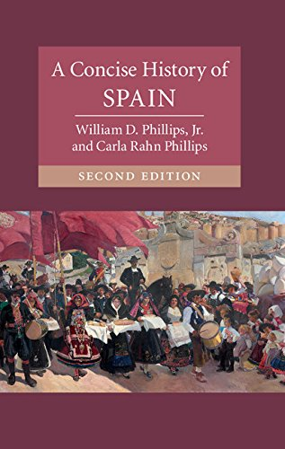 Concise History of Spain  2nd 2015 (Revised) 9781107525054 Front Cover