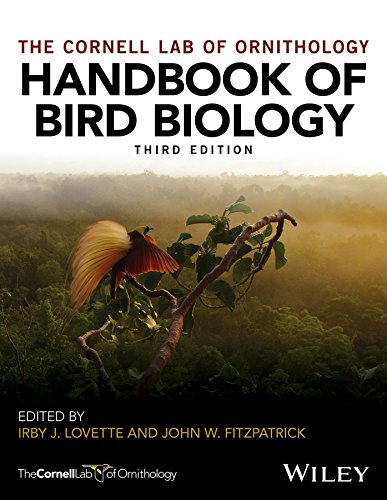 Cover art for Handbook of Bird Biology, 3rd Edition