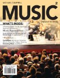Music + Coursemate Printed Access Card:   2014 edition cover