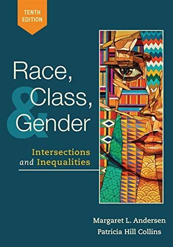 Race, Class, and Gender: An Anthology  2019 9781337685054 Front Cover