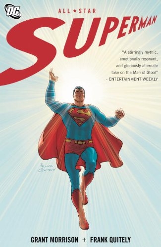 All Star Superman  N/A edition cover