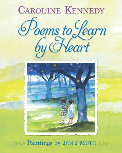 Poems to Learn by Heart   2012 edition cover