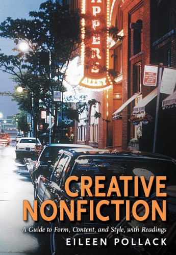 Creative Nonfiction A Guide to Form, Content, and Style, with Readings  2010 edition cover