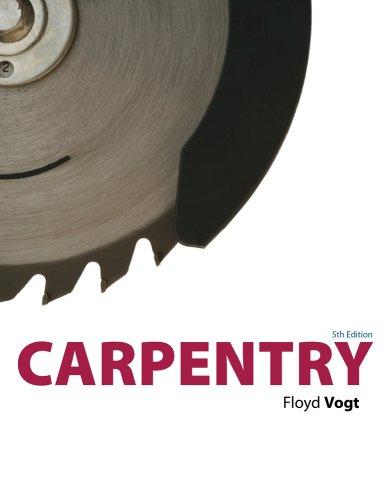 Carpentry  5th 2010 edition cover